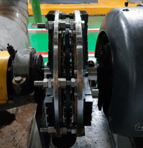 Permanent Magnetic Coupling