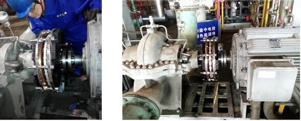 cooling Water Pump in Thermal Power Plant